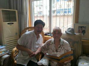 张飞曾先生与平原枪声原型郭兴司令员